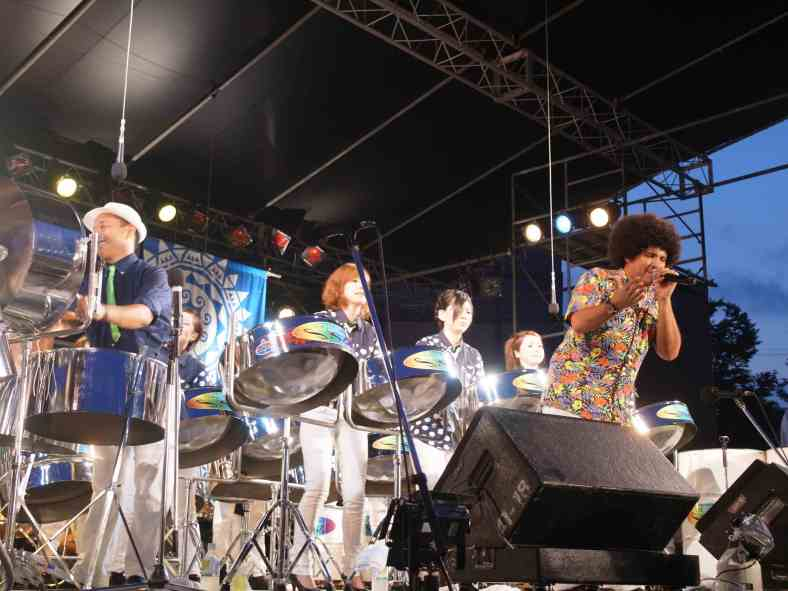 AL CARIBE VOLVERE EN VIVO SUKIYAKI MEETS THE WORLD FESTIVAL, NANTO, JAPON