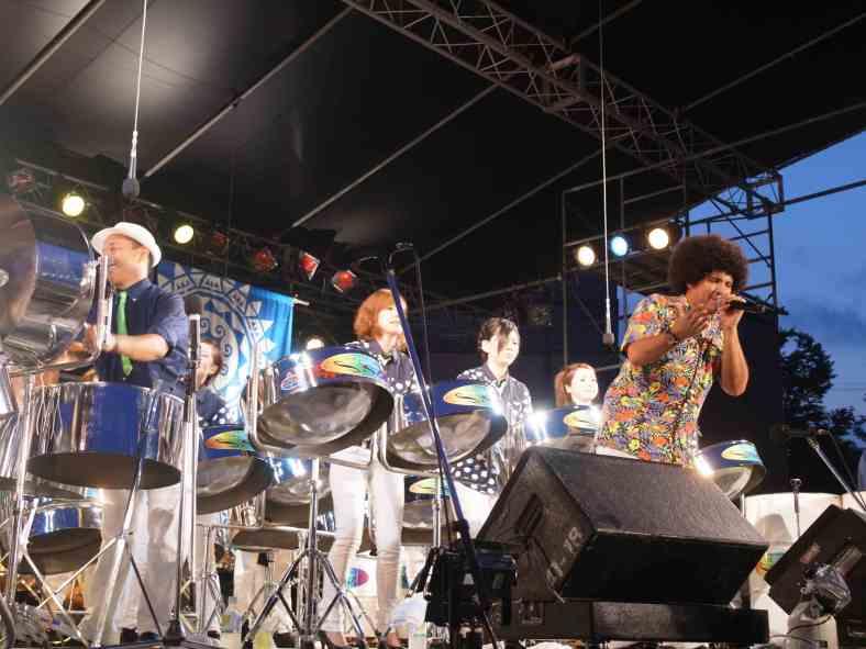 AL CARIBE VOLVERE EN VIVO SUKIYAKI MEETS THE WORLD FESTIVAL, NANTO, JAPON